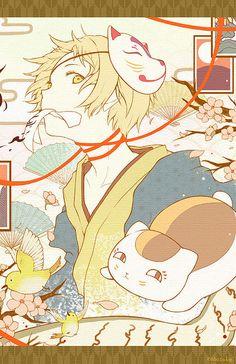 Natsume Yuujinchou (Natsume's Book Of Friends ) - Yuki Midorikawa - Mobile Wallpaper - Zerochan Anime Image Board I Love Anime, Awesome Anime, All Anime, Anime Art, Anime Boys, Chica Anime Manga, Manga Boy, Natsume Takashi, Hotarubi No Mori