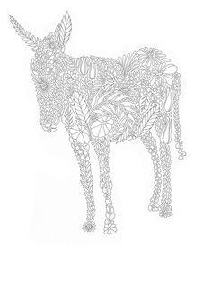 Fantastic Animals: Donkey