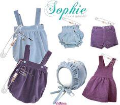 Sophie moda infantil fall/Winter 2013-2014