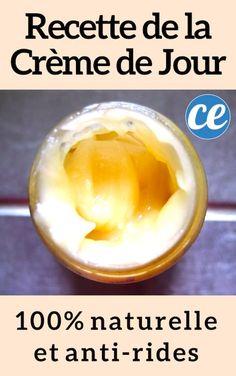 Ne Vous Ruinez Plus En Crème de Jour ! Utilisez Cette Recette Ancestrale Que Votre Peau Va Adorer.