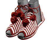 Vintage 1950s Crochet Pattern Back Button Bolero by 2ndlookvintage