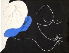 Joan Miró, 29 mai 1934.