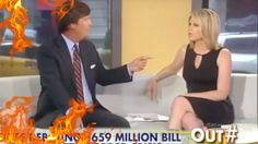 She's a gorgeous airhead! Lefty Questions Tucker Carlson's Faith, Instantly Regrets It