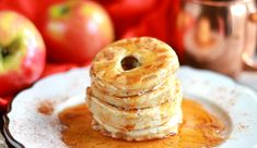 A creative twist on classic pancakes. The best autumn breakfast you've ever made!
