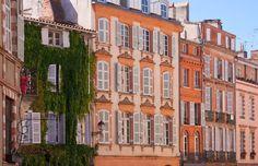 visiter Toulouse - le quartier des Carmes
