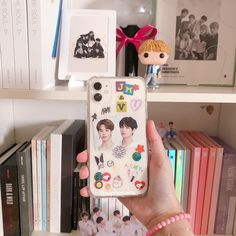 Cute Cases, Cute Phone Cases, Iphone Cases, Iphone 11, Kpop Phone Cases, Diy Phone Case, Homemade Phone Cases, Cell Phone Covers, Bts Playlist