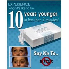 Jeunesse Instantly Ageless 25 Vials Each Total Anti-Wrinkle Microcream. Jeunesse Instantly Ageless 25 Vials Each) Total Each box contains 25 Vials of Instantly Ageless mL per vial). Under Eye Bags, Thing 1, Fountain Of Youth, Pores, Tips Belleza, Anti Wrinkle, What Is Like, 10 Years, Bags