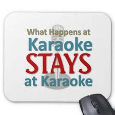 Funny Karaoke Quotes