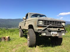 Ford Ranger Truck, Ranger 4x4, Ford Trucks, Car Vehicle, Antique Cars, Vehicles, Collection, Outdoor Activities, Pickup Trucks