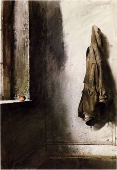 Andrew Wyeth . . .