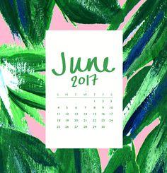 FREE DOWNLOAD + HELLO, June!