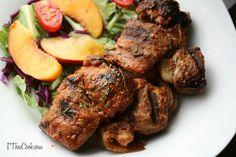 I Thee Cook: Blackened Grilled Pork Kebabs