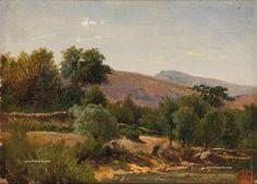 Maestros del paisaje: Carlos de Haes