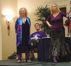 Highlights from Donna Eden's Energy Medicine Workshop: Donna Eden Workshop