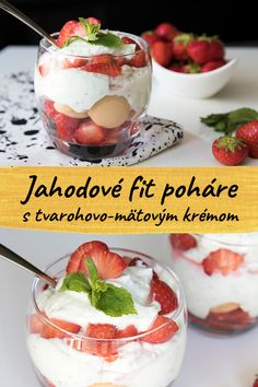 Parfait, Cereal, Pudding, Breakfast, Fitness, Recipes, Food, Morning Coffee, Meal