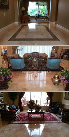 This business has one of the flooring experts who provide restoration and polishing services. They handle marble, granite, limestone, concrete, terrazzo, travertine, saturnia, and much more.