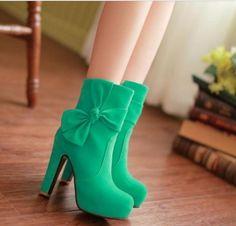 High Heels Boots - HeelsFans.com