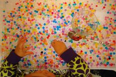 oodles of ways to play with water beads