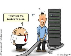 Bandwidth Throttling is the intentional slowing down of subscribers' internet bandwidth by the Internet service provider (ISP). Throttling limit cannot be detected through internet speed test because it is applied on specific websites and IP addresses. As a result, when user performs a speed test, he/she always gets perfect download and upload speed.   Usually, bandwidth throttling is done when the data centers are facing technical difficulties such as Network congestion on peak hours…