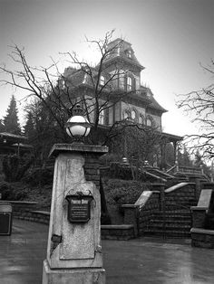 Phantom manor...yes, Disney, maybe that is my fascination with this style