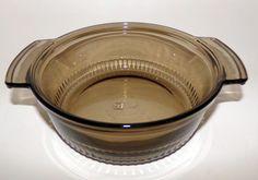 Anchor Hocking Casserole Baking Dish Glass 2 Quart 1436 USA #AnchorHocking