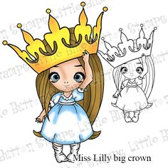 Miss Lilly big crown