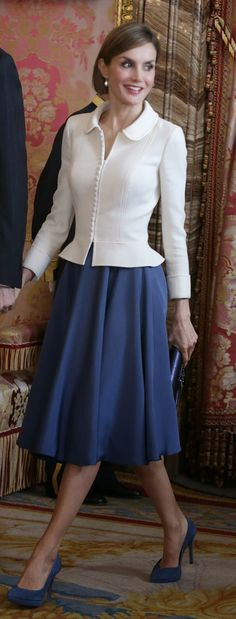 Reines & Princesses - Queen Letizia of Spain