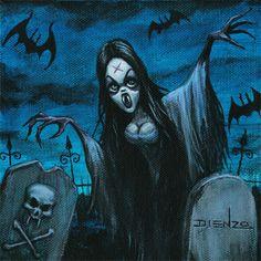 "☆ Rise of Vamp :¦: Artist Rick ""Dienzo"" Blanco ☆"