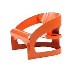 Plywood  4801 lounge chair by Joe Colombo for Kartell