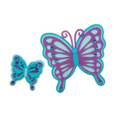 WeGlow International Make Your Own Felt Butterflies Set of 2 -- Click image to review more details. (Note:Amazon affiliate link)