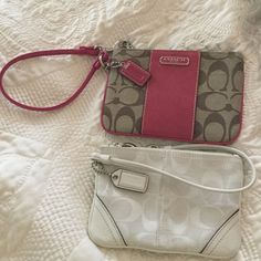 Coach Wristlets Authentic For 2