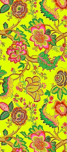Amy #Butler #paisley #print #art #colorful