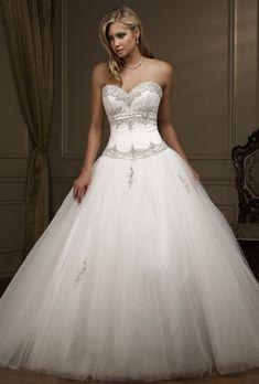 Ball Gown Wedding Dresses | Brides.com
