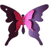 Butterfly clip for #home floral arrangement