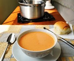 Little B Cooks: Chronicles from a Vermont foodie: Red Pepper Bisque