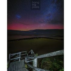 Port Fairy Aurora by hangingpixels_photo_art http://ift.tt/1UokfWI