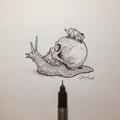 Snail Mail by sketchy stories