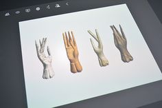 SPROUT 3D SCANNER + A PRINT DOWNLOAD @designcrush