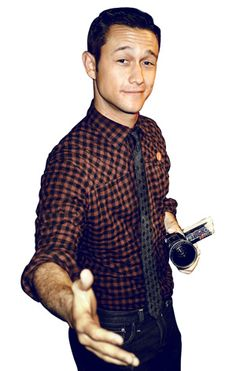 Joseph Gordon-Levitt. Who isn't in love with this guy at this point?
