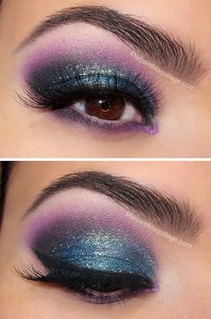 DIY :: Maryam Maquillage !: Holiday Lights, Camera, Makeup and Action! :: Click for the full product list for the eyes & rest of the face!