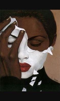 De mask us