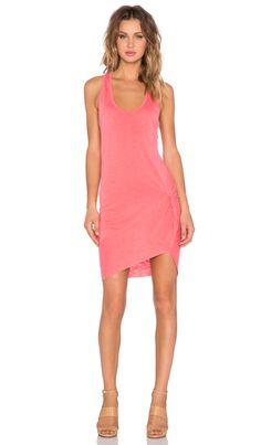 Feel the Piece Sumi Dress in Flamingo | REVOLVE