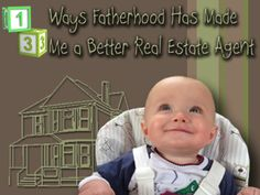 In honor of Father's Day, I decided to share how being a father, not only has made me a better man, but also a better real estate agent. http://www.immoafrica.net/resources/13-ways-fatherhood-has-made-me-a-better-real-estate-agent/