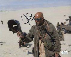Faran Tahir Iron Man Signed 8x10 Photo Certified Authentic JSA