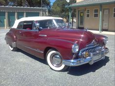 1948 Buick Convertible Supra ... Don't want a convertible though.