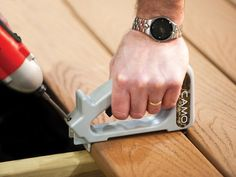 Marksman Tools | CAMO™ Tools | CAMO™ Fasteners | CHANGING THE FACE OF DECKING™