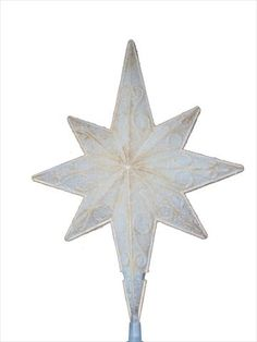 NorthLight 10 in Lighted Christmas Star Of Bethlehem Tree Topper With Scrolling  Clear Lights * For more information, visit image link.