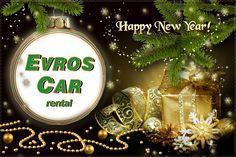 Η Evros car  σας εύχεται ο καινούριος χρόνος να είναι μόνο χαρές, ευτυχία και υγεία !!! http://www.evroscar.gr/  . . #rentacar #alexandroupoli #komotni #kavala #car