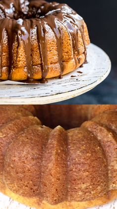 Bacardi Rum Bundt Cake is elegant yet simple, showered with powdered sugar and nut free! It makes for an impressive dessert! Rum Cake Recipe Easy, Pound Cake Recipes, Easy Cake Recipes, Baking Recipes, Puerto Rican Rum Cake Recipe, Rum Glaze Recipe, Almond Pound Cakes, Delicious Desserts, Desert Recipes