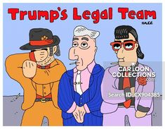 Trump's legal team Trump Cartoons, Comic Books, Collections, Mugs, Tumblers, Cartoons, Mug, Comics, Comic Book